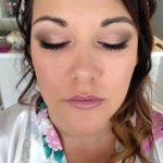 mobile wedding hair and makeup - formal makeup