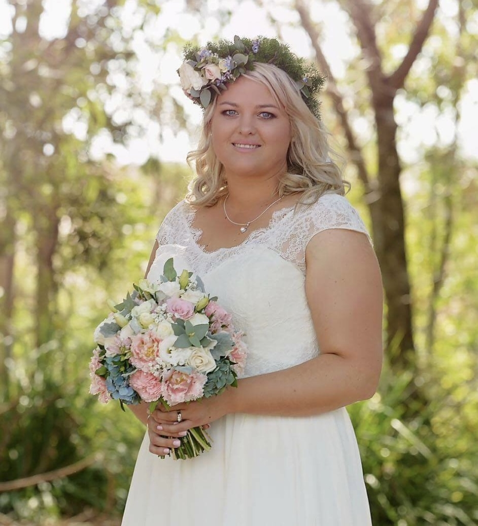 bridal hair and makeup brisbane - wedding makeup