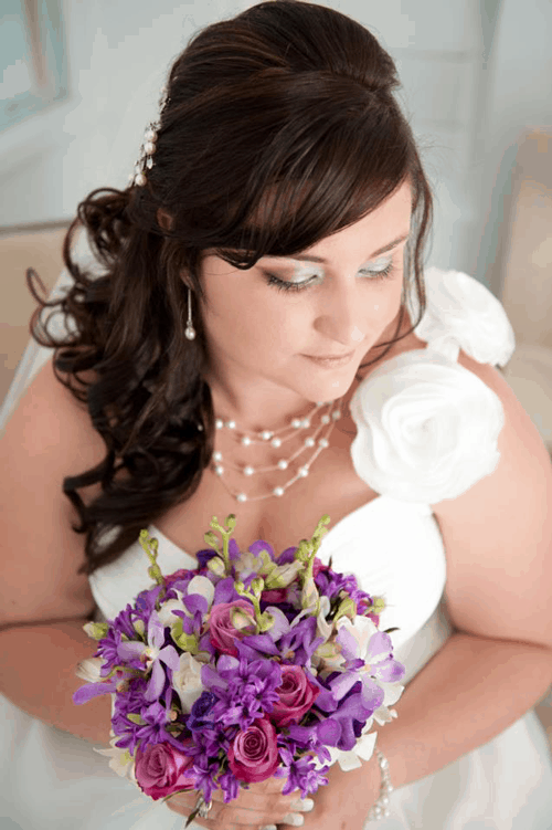 Mobile Wedding Hair Specialist - Mobile Wedding Makeup