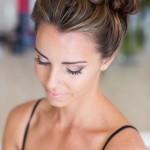 Bridal Hair and Makeup Brisbane - formal makeup