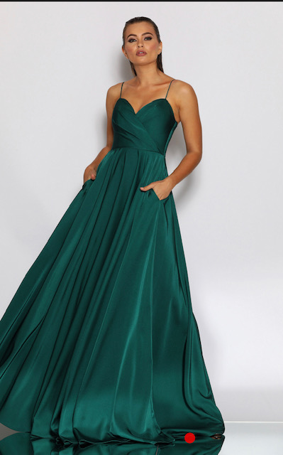 JX2103 Jadore Dress Green
